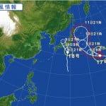 【Twitter民】台風18号の上陸で休校を願う声が切実すぎるww【必死】