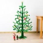 クリスマスツリーおしゃれでシンプルなのはコレ!北欧風の飾りも紹介!