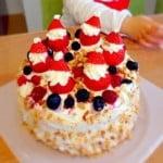 【簡単】手作りクリスマスケーキは炊飯器で作っちゃおう♪