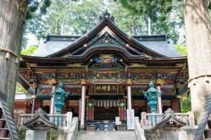 パワスポ三峰神社