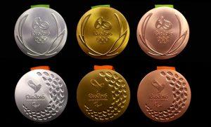 メダル6つ