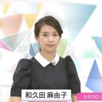 和久田麻由子の服装と時計のブランドは?顔のホクロの数が増加したってマジ?